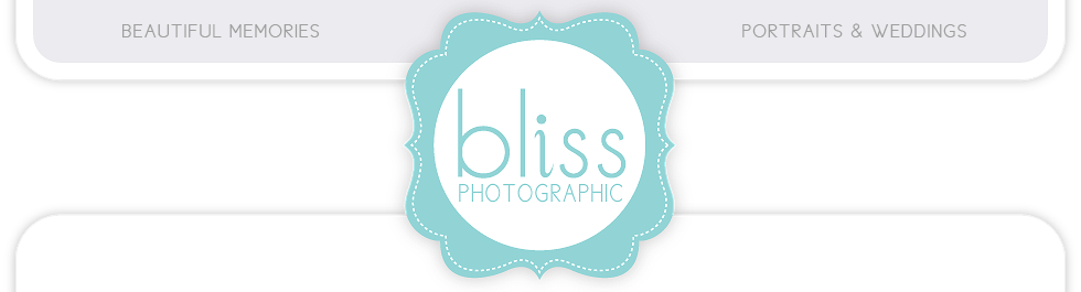 Natural Vancouver Portrait Photography by Bliss Photographic logo
